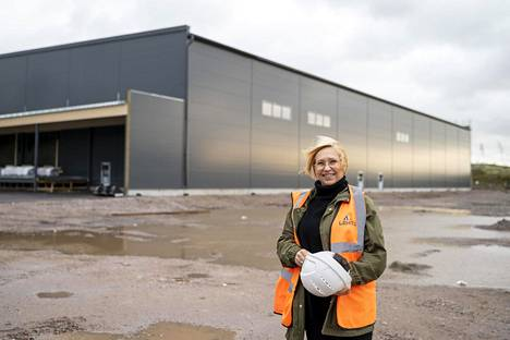Operations at the processing plant coming to Paimio will possibly start as early as next summer, says Outi Luukko, the founder of the Rester company.