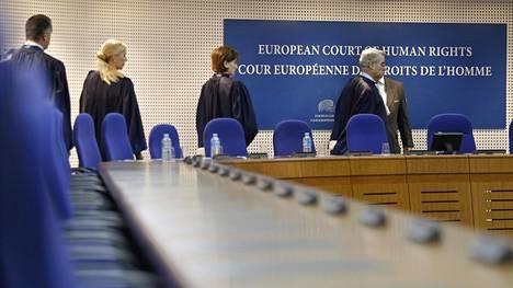 Euroopan ihmisoikeustuomioistuin (EIT) toimii Strasbourgissa, Ranskassa.