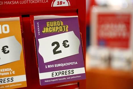 Eurojackpot Suomeen