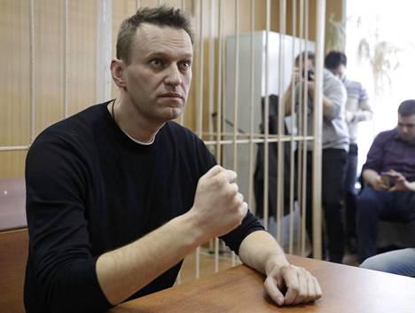 Aleksei Navalnyi on Venäjän näkyvin oppositiopoliitikko.