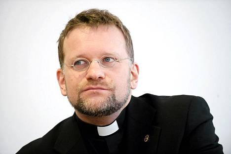 Jari Jolkkonen on valittu Kuopion hiippakunnan piispaksi.