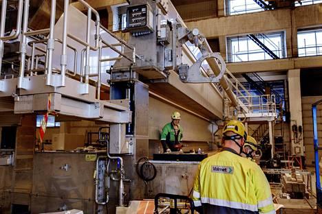 Monialayritys Valmetilla on tehdas esimerkiksi Jyväskylän Rautpohjassa.