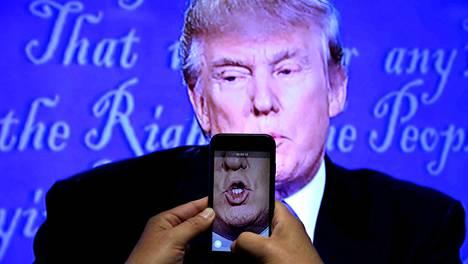 Donald Trump on saanut viime päivinä paljon huonoa julkisuutta.