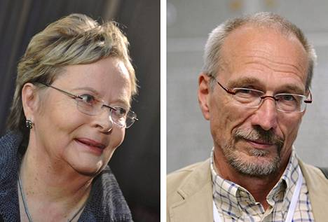 Sdp:n Liisa Jaakonsaari kiitteli EKP:n päätöstä, Nils Torvalds (r) oli kriittisempi.