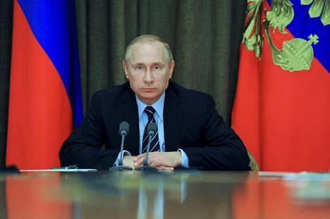 Venäjän parlamenttivaalit järjestetään syyskuussa.