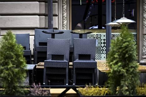 Ravintolat ovat olleet suljettuna pahimmilla epidemia-alueilla kuten esimerkiksi Helsingissä kuusi viikkoa.