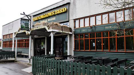 The Gallows Bird on sijainnut samassa kiinteistössä 1990-luvulta asti.