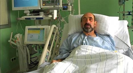 Westhauser kiitti pelastajiaan lämpimästi videoviestissä, jonka hän lausui sairaalavuoteestaan Murnaun kaupungissa.