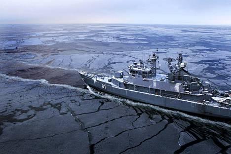 Pohjanmaa lähti operaatio Atalantaan vuonna 2011.