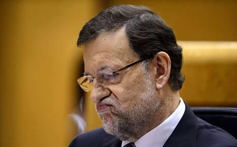 Espanjan pääministeriä Mariano Rajoyta vastaan kohdistuneita syytöksiä käsiteltiin erityisessä parlamentin istunnossa torstaina.