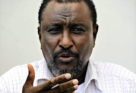 Mohamed Abdi Hassan jäi kiinni.