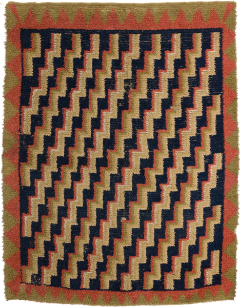 Porrasdiagonaaliryijy, 1800-luku.