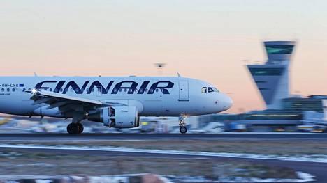 Finnair on pannut vanhoja Airbus A319 -laivastonsa koneita kierrätykseen.