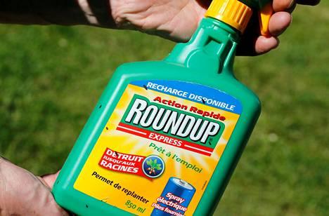 Bayer osti Roundup-valmistaja Monsanton vuonna 2016.