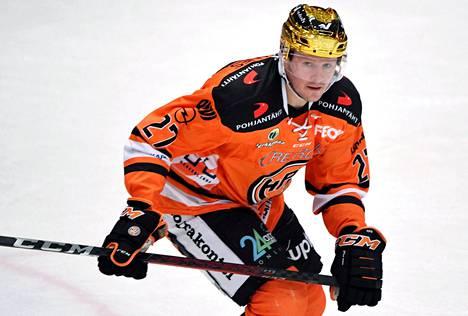 HPK:n Petri Kontiola voitti Liigan runkosarjan pistepörssin. Hän teki 55 ottelussa yhtä monta pistettä.
