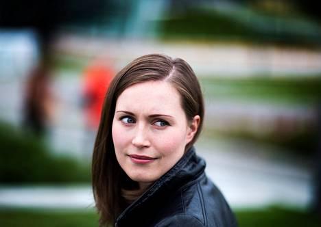 Sanna Marin nousi Sdp:n äänikuningattareksi.