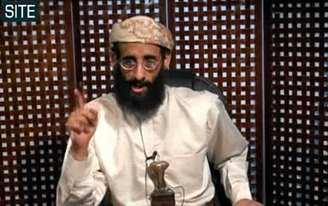 Anwar al-Awlaki puhui yleensä nettivideoiden välityksellä.