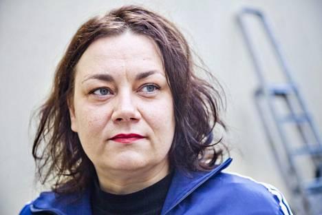Teatteriohjaaja Susanna Kuparinen