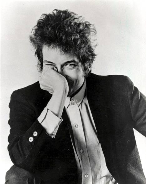 Bob Dylan vuonna 1967.