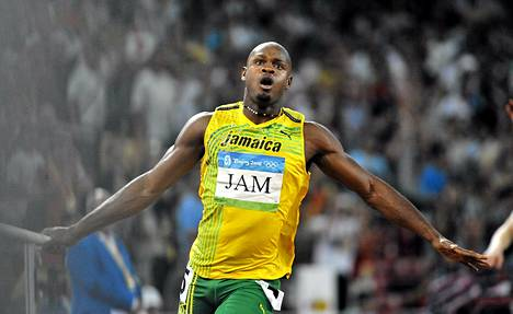 Jamaikalaissprintteri Asafa Powellia epäillään dopingista.