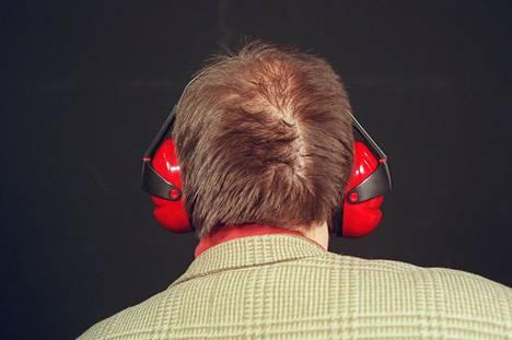 Tinnitus on vaiva, jota ei nykylääketieteen keinoin pystytä usein poistamaan.