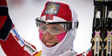 Norjan Marit Björgen pitää Tour de Skitä kauden päätavoitteenaan.