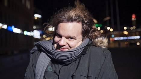 Ismo Leikola vieraili Suomessa viime syksynä.