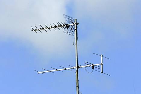 Antenniverkon lähetystekniikka muuttuu lähivuosina.