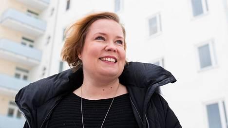 Laura Räty Räty aloittaa tammikuussa vammaisten asumis- ja kuntoutuspalveluita tarjoavan Validia Oy:n toimitusjohtajana.