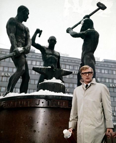 Michael Caine Helsingissä