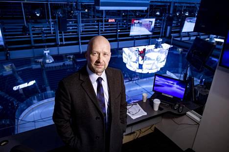Jarmo Kekäläinen on ilmaissut kiinnostuksensa pelata NHL-otteluita Helsingissä.