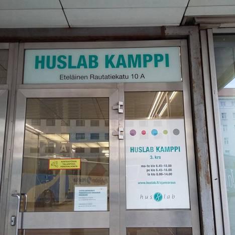 Huslab Kamppi