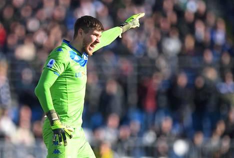 Jesse Jorosen edustaman Brescian sunnuntain vieraspeli Sassuoloa vastaan peruttiin.