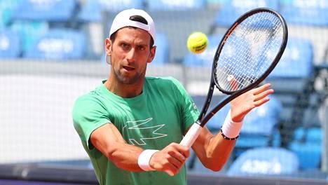Novak Đoković kertoi saaneensa koronavirustartunnan.