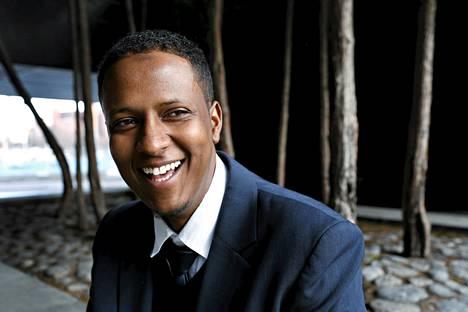 Vuoden 2014 Mr. Maahanmuuttaja Aadan Ibrahim
