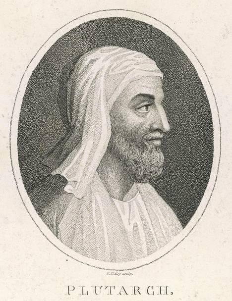 Kreikkalainen filosofi Plutar khos suuntasi aikanaan kirjoituksensa hyväosaiselle lukevalle yleisölle.