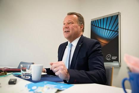 Espoon kaupunginjohtajana vuodesta 2011 on toiminut Jukka Mäkelä.