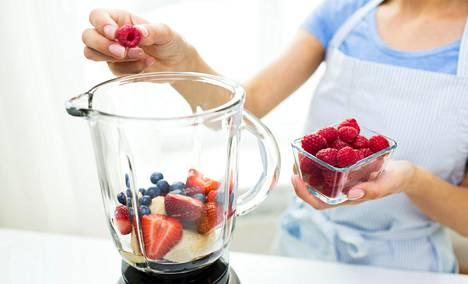 Huolellisesti suunniteltu smoothie edistää kylläisyyttä ja pitää verensokerin pitkään tasaisena.
