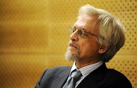 Tohtori Pentti Arajärvi