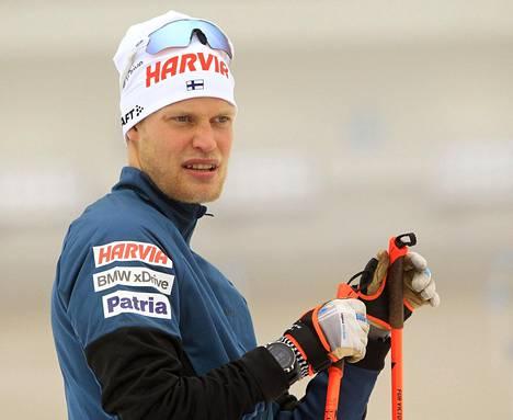 Tuomas Grönman pääsi lähelle maailmancupin pistesijoja.