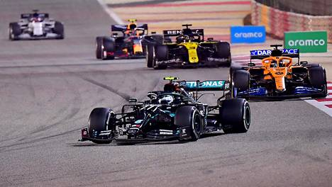 Viime joulukuussa Bahrainissa ajettiin kauden päätöskisa ilman yleisöä.