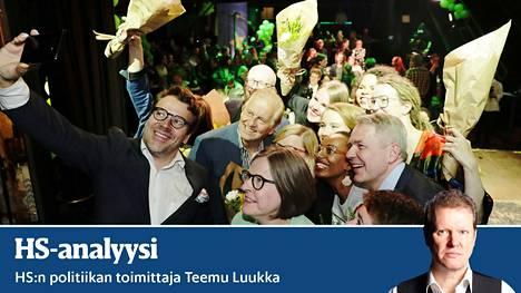 Eurovaalit äänestysprosentti