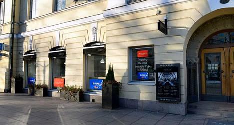 Jugend Sushi on osa Aschan Cafe & Deli -kahvilaa, jossa on jo aiemmin järjestetty sushibuffetteja lounasaikaan.