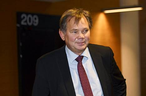 Poliisikomentaja Tomi Vuori on johtanut Helsingin poliisia viime elokuusta.