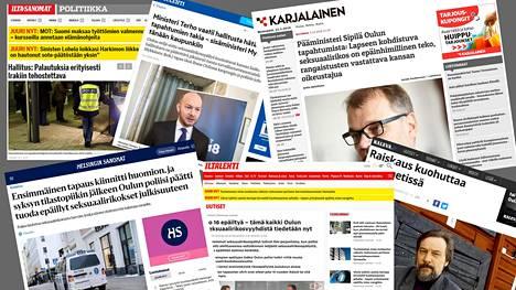 Rikosoikeuden professori Kimmo Nuotio arvioi, että ankarampia rangaistuksia vaaditaan vain sen perusteella, mitä viestimet rikoksista kirjoittavat.