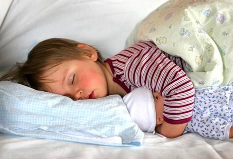 Millainen on teidän perheenne resepti hyvään uneen?