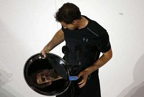 Andy Murray hävisi Australian avointen finaalin Novak Djokovicille tammikuussa.