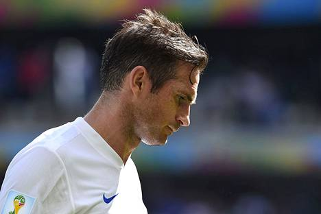 Frank Lampard ilmoitti hienon maajoukkueuran olevan ohi. Tätä päätöstä on uumoiltu siitä lähtien, kun Englannin MM-kisat päättyivät.