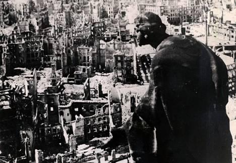 Dresdenin Pommitus