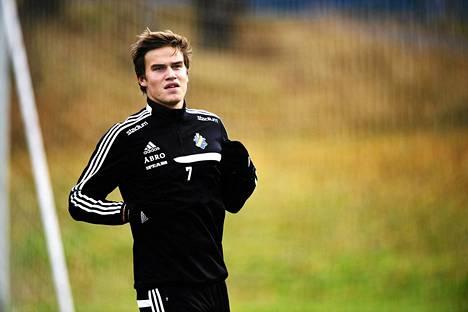 Eero Markkanen harjoittelee Madridissa kuumemmissa olosuhteissa kuin Tukholmassa.